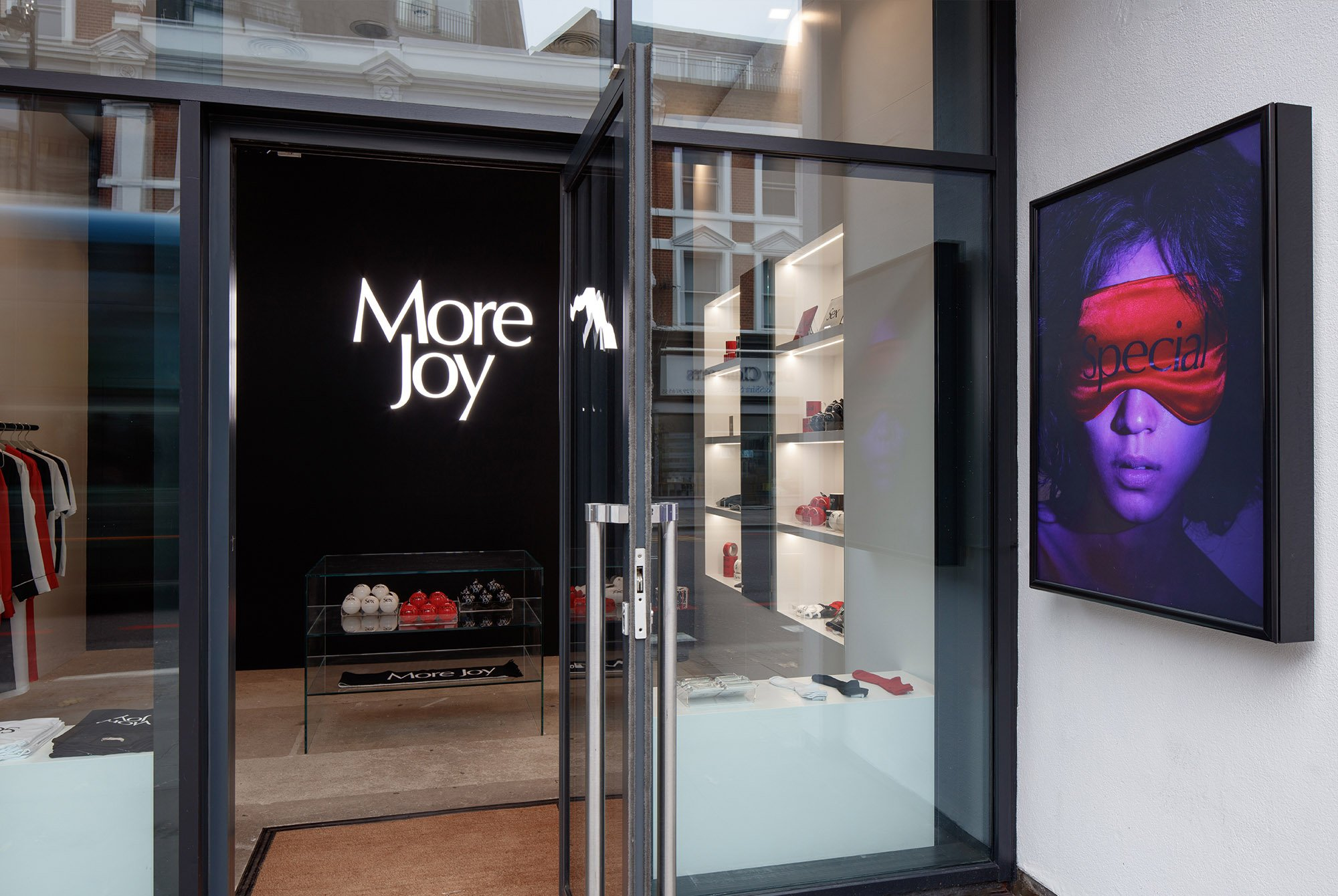 More Joy Pop-Up